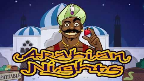 Το Προοδευτικό Τζακποτ Arabian Nights