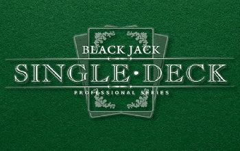 Το Betshop στο Blackjack Single Deck