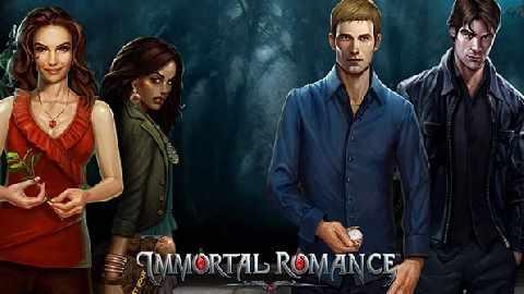 Immortal Romance με Αγάπη & Αίμα