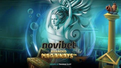 Η Novibet έγινε φρουτάκι!Novibet Megaways